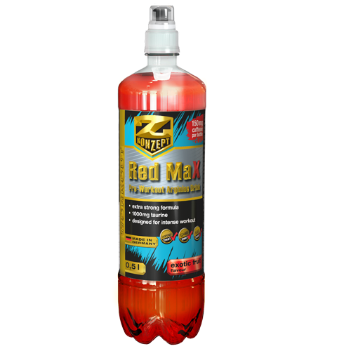 Picture of RED MAX DRINK -500ML
