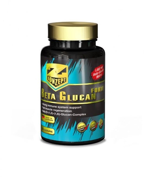 Picture of Beta Glucan Forte Z-Konzept- 126db