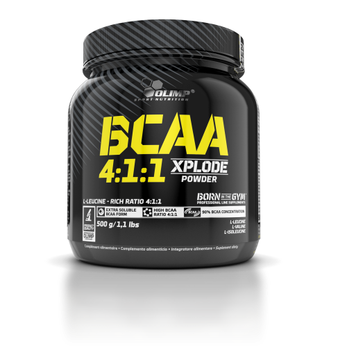 Picture of BCAA 4:1:1 XPLODE POWDER - 500g