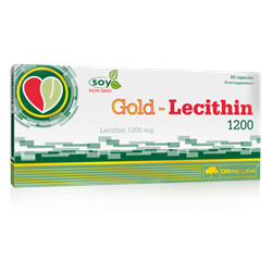 Picture of Gold-Lecitina Olimp 60 db