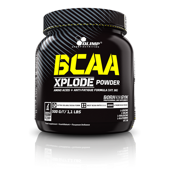 Picture of BCAA 2:1:1 XPLODE POWDER - 500g