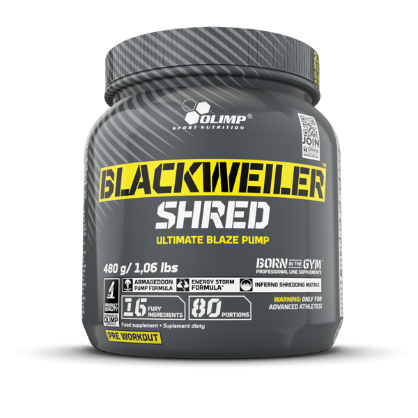 Picture of BLACKWEILER - 480g