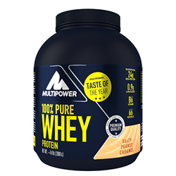 Picture of 100% Pure Whey Protein Fehérje 2000g Salty Peanut