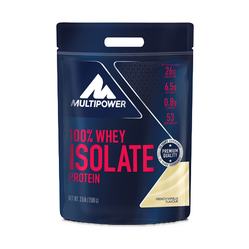 Picture of 100%  Izolált Fehérje Whey Isolate Protein 1590g Vanilla