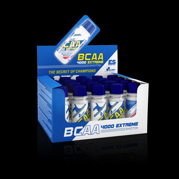 Picture of BCAA 4000 Extreme Shot - 20 x 60ml Olimp