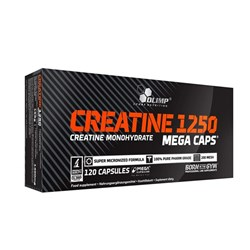 Picture of Creatine Mega Caps 120 kapszula