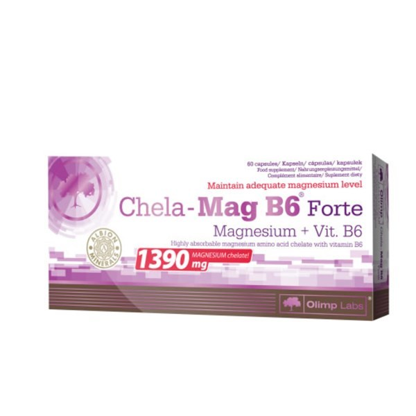 Picture of  Chela Mag B6 Forte Caps®