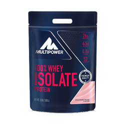 Picture of 100% Izolált Fehérje Whey Isolate Protein 1590g Strawberry