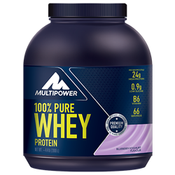 Picture of 100% Pure Whey Protein Fehérje 2000g Áfonya