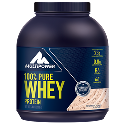 Picture of 100% Pure Whey Protein Fehérje 2000g Cookies & Cream