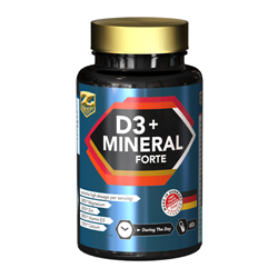 Picture of D3 + MINERAL FORTE - 60db