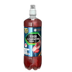 Picture of L-CARNITINE 1500MG DRINK – 750ML Vörösáfonya