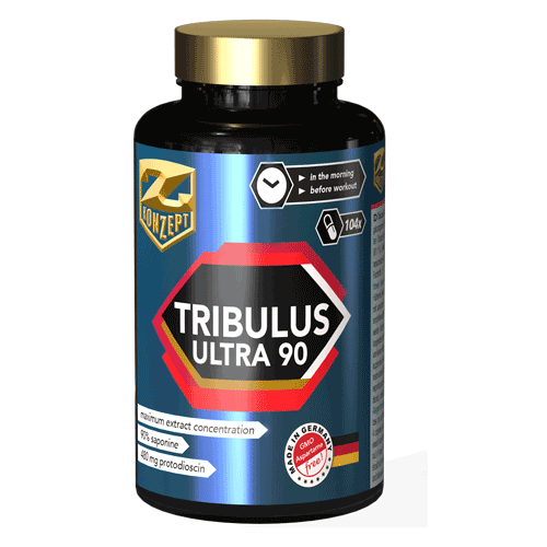 Picture of TRIBULUS ULTRA 90 CAPSULE - 104 db
