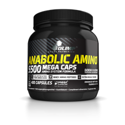 Picture of ANABOLIC AMINO 5500 MEGA CAPS – 400 db