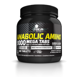 Picture of Anabolic Amino 9000 Mega Tabletták Olimp 300 db